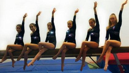 Ginnastica artistica: ottimi risultati per l'accademia della ginnastica artistica San Marino