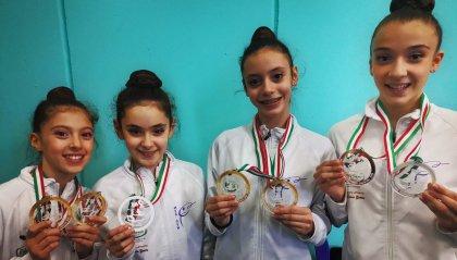 Magnifici successi per la Mya Gym a Caorle