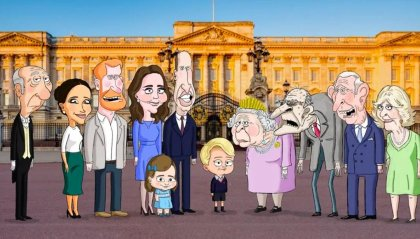 "Arriva ""The Prince"", il Buckin'cartoon"