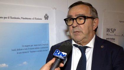Nuova sede Ufficio del Turismo, interviene Augusto Michelotti