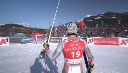 Jansrud vince superG Kitzbuehel, Casse ottimo quinto