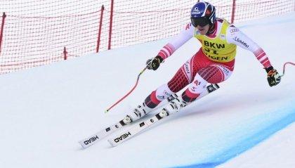 Sci: l'Austria torna a vincere sulla Streif, Mayer si aggiudica la discesa di Kitzbuehel.