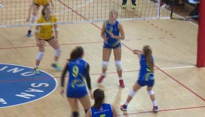 Volley: la Titan Services perde in casa, colpo esterno della Banca di San Marino a Ravenna.