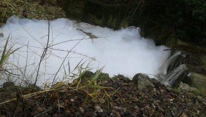 Inquinamento al Fiume Marano
