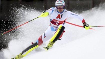 In slalom vince sempre Daniel Yule