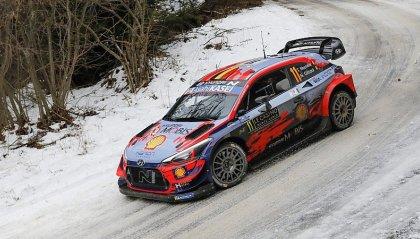 WRC, capolavoro di Thierry Neuville al Rally di Montecarlo