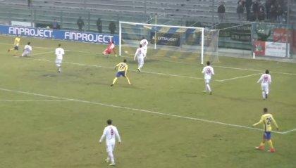 Fermana - Piacenza 1-1