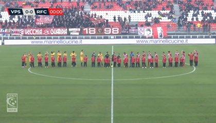 Vis Pesaro - Ravenna 0-0