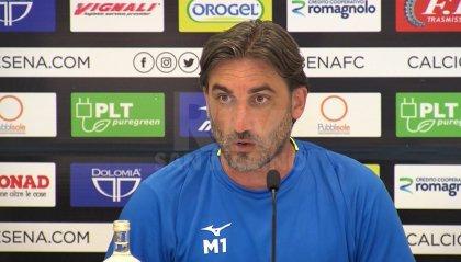 Il Cesena ha esonerato Francesco Modesto