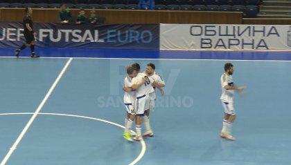 Albania-San Marino 4-1, a segno Fabio Belloni - VIDEO -