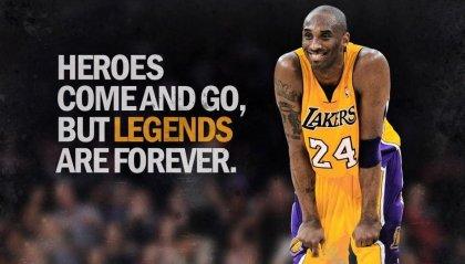 Per Kobe. Il 2 febbraio il basket lo ricorda in tutta Italia. A Rimini appuntamento alla Polisportiva Stella