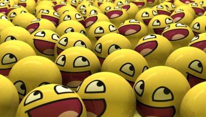 Emoticon al posto dei voti a scuola