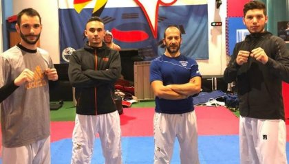 Ceccaroni - Maiani - Leardini allo Slovenia Open 2020