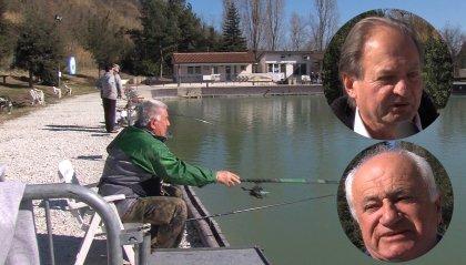 La Pesca Sportiva tira un sospiro di sollievo: a settembre via ai lavori al Lago di Faetano