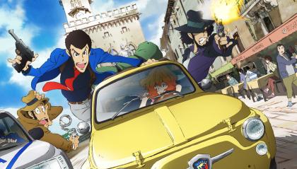 """Lupin III The first"" di Takashi Yamazaki"