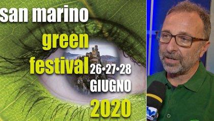 """San Marino Green Festival in videoconferenza, l'evento """"glocal"""" del Titano"""