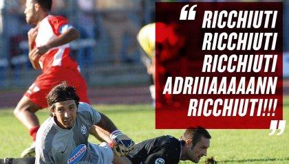 Adrian Ricchiuti il capitano dal cuore biancorosso