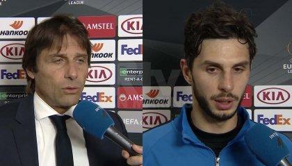 """Conte: """"L'Inter sta bene"""". Ranocchia: """"Tutto il popolo neroazzurro freme per il derby d'Italia"""""""