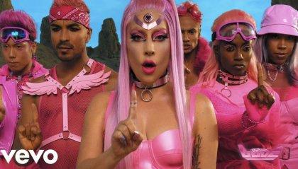 She's back! Lady Gaga è tornata