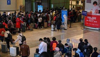 Coronavirus: tornano i treni passeggeri a Wuhan dopo un blocco di due mesi