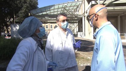 """Venturi: """"Faccio il tifo per Rimini""""; 6 decessi, ma calo relativo"""