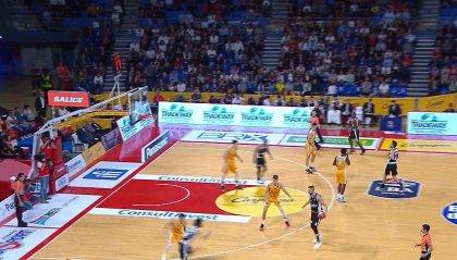 Basket, serie A: verso la fine del campionato?