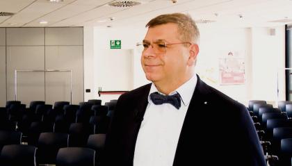 """Il Rettore dell'Università di San Marino ricorda Alberto Dormio a pochi giorni dalla scomparsa: """"Si è dedicato all'Ateneo con vigore convinto e appassionato"""""""
