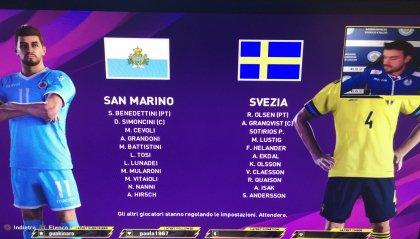 eSports: pari con la Svezia e vittoria con Malta per San Marino