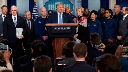 USA, Trump: un altro mese di 'social distancing'