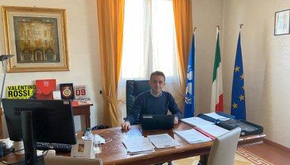 Misano Adriatico: il sindaco torna al lavoro dopo la quarantena