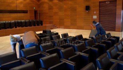 Consiglio e sicurezza: sessione di Aprileal Kursaal