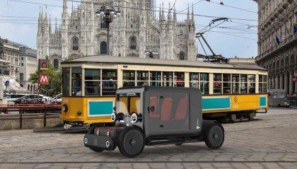 """La """"Mole Urbana"""" modernissimo quadriciclo elettrico"""