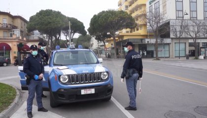 """Rimini, Gnassi annuncia più pattuglie sulle strade: """"Saremo ancora più inflessibili nei giorni della Pasqua"""""""