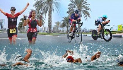 Triathlon: sospese tutte le gare fino al 28 giugno