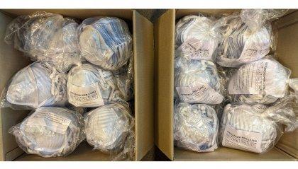 Pharma Titano Sia Advices Trading Capital: donate 480 mascherine di protezione alle forze dell'ordine