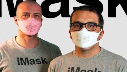 iMask: la mascherina FFP3 made in Italy