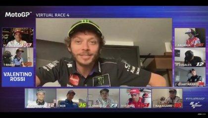 MotoGP virtuale, Marquez-show a Misano: Alex d'un soffio su Marc
