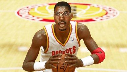 Hakeem Olajuwon il primo straniero a dominare in NBA