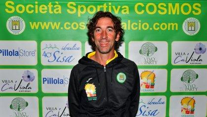 Cosmos: confermato Cristian Protti