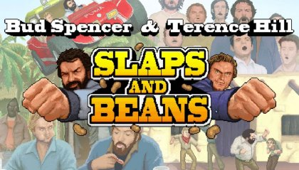 """Bud Spencer & Terence Hill in """"Slaps And Beans"""""""