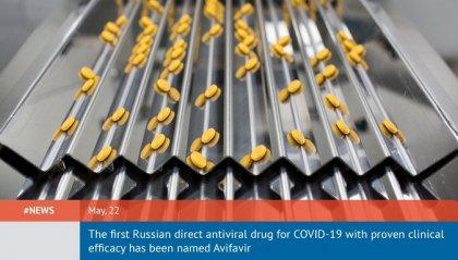 Coronavirus: Russia vara Avifavir, farmaco antivirale