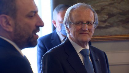 Solide relazioni bilaterali e costante collaborazione nei mesi dell'emergenza: il Segretario Beccari incontra l'Ambasciatore Cerboni