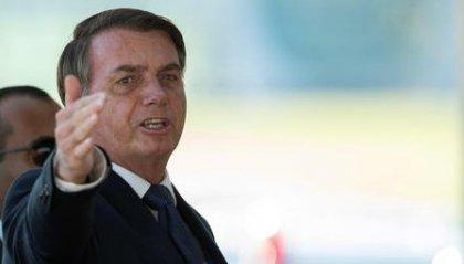 """Bolsonaro come Trump: """"No pregiudizi ideologici o Brasile fuori da Oms"""""""