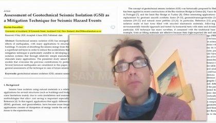 """""""Rivoluzionario e sociale"""": pubblicato su 'Geoscience' uno studio del ricercatore sammarinese Davide Forcellini"""