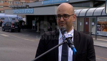 """Roberto Ciavatta: """"non vedo una necessaria competizione fra sanità privata e sanità pubblica"""""""