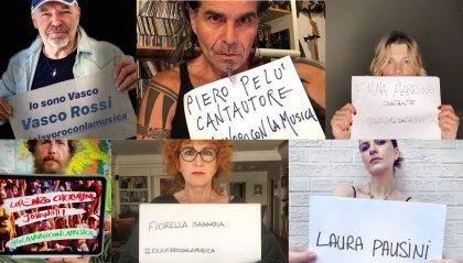 #IoLavoroConLaMusica