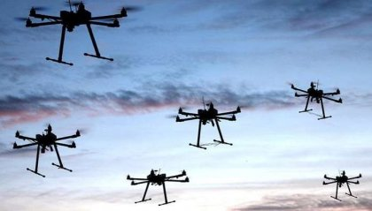 Zanzare, la soluzione è un drone