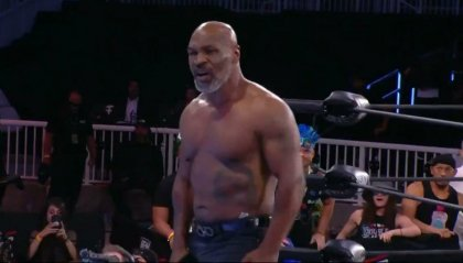 Mike Tyson torna a combattere a 54 anni