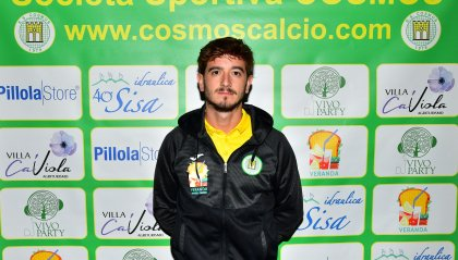 È stato confermato dalla dirigenza della Società Sportiva Cosmos, per la terza stagione consecutiva, Fabio Giovagnoli