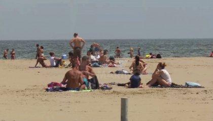 Turismo: a giugno calano le presenze in spiaggia
